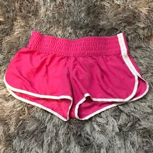 Hot Pink Workout Shorts